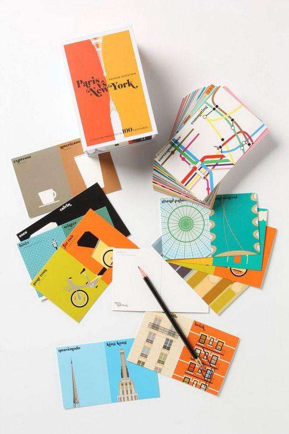 Разработка рекламной открытки, орнамент