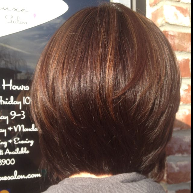 Pin On Hair Bobs Angled A Line Inverted