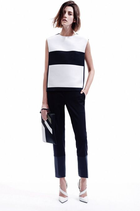 Narciso Rodriguez | Pre-Fall 2014 Collection |