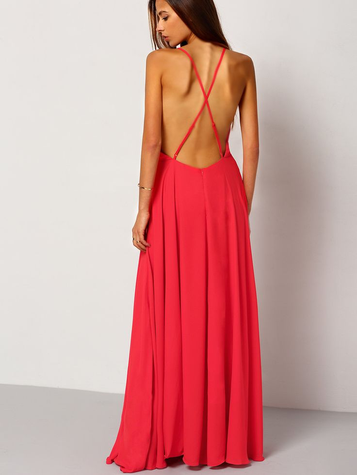 explore backless with straps