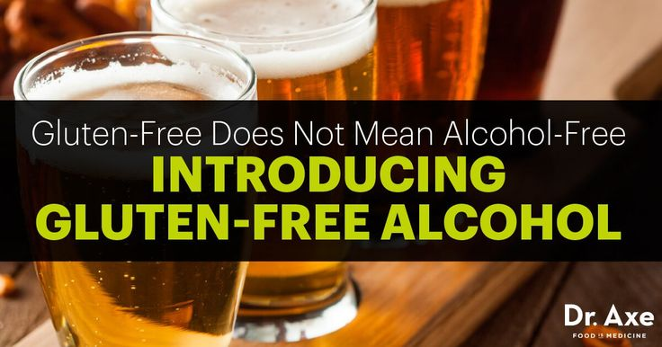 Contrary to popular belief, going gluten-free does not mean eliminating alcohol completely. Gluten-free alcohol is on the rise. Here's what you need to know.