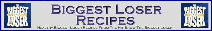 Biggest Loser Recipes