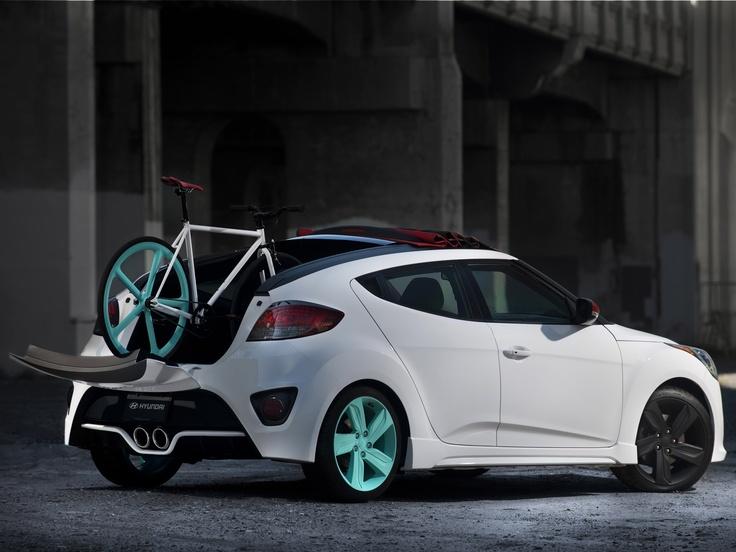 Hyundai Veloster Roll Top Concept: 2012 LA Auto Show, Gallery 1