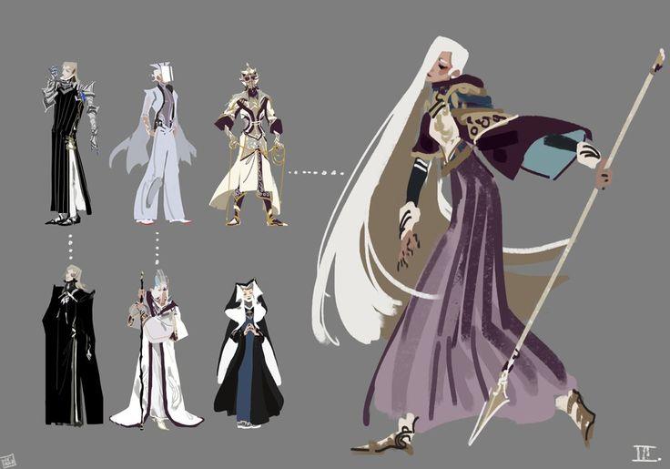Character Design Appeal : Best character design fantasy images on pinterest