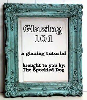 How to Glaze #tips #tricks #glaze #tutorial