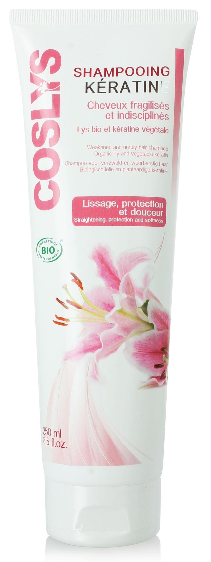 Doux Good - Coslys - Shampoing keratine