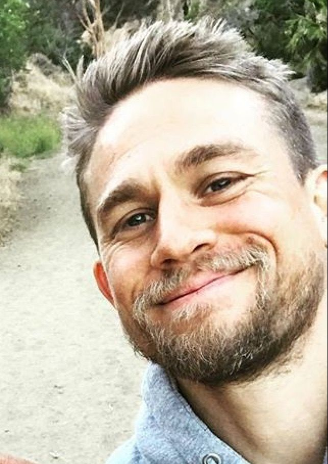 Inspiration for Osmond Zachary - Charlie Hunnam