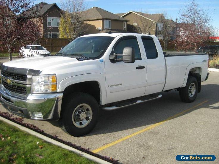 2008 Chevrolet Silverado 3500 #chevrolet #silverado3500 #forsale #canada