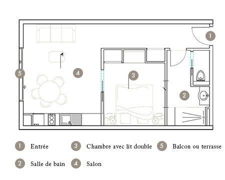 Appartement Luxe - Seventeen Hotel