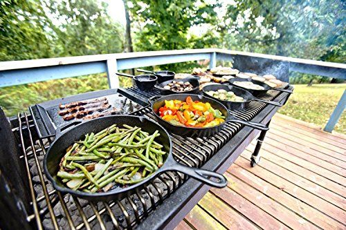 20+ Healthy Camping Recipes using Cast Iron | Little Family Adventure