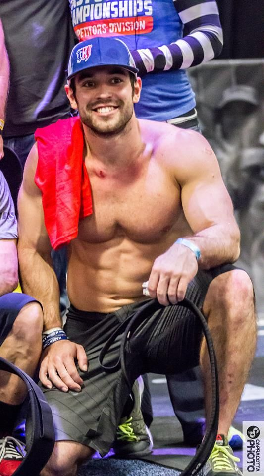 I mean really... does it get much better???**Rich Froning**
