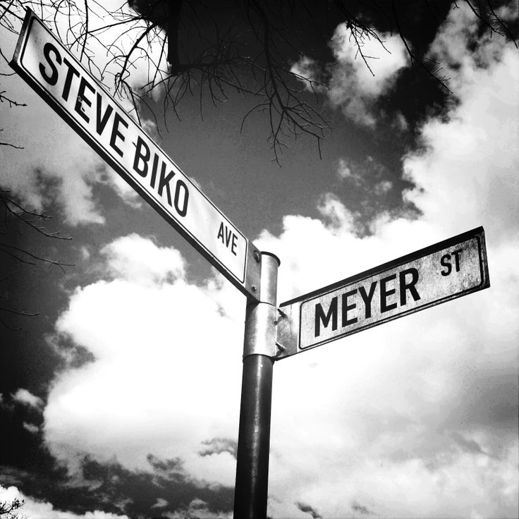 Streets in Potchefstroom