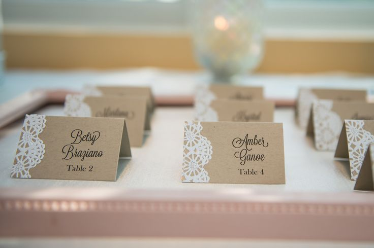Escort Card Table #placecards  www.aboccasiondesign.com