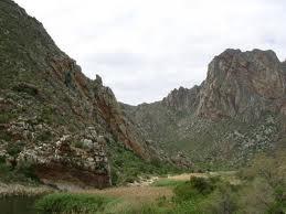 Kogman's Kloof pass, Montagu, South Africa
