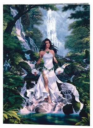 Celtic Goddesses – Abnoba, Gaelic Goddess of the Hunt