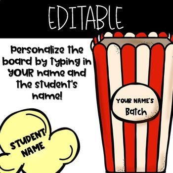 Back to School Bulletin Board (EDITABLE)+#back_to_school_bulletin_boards #back_t… – Back To School