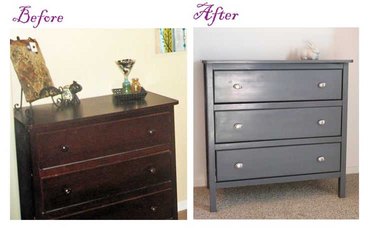 grey furniture bedroom | … refinishing furniture scare you off, its WORTH the