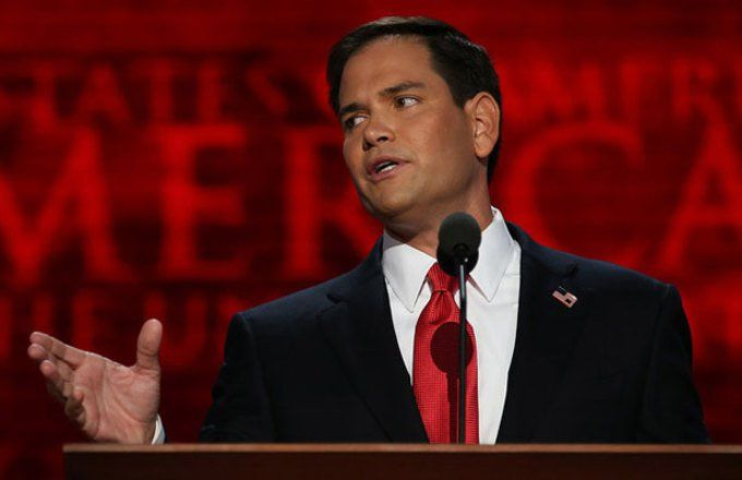 Marco Rubio Torches Barack Obama in Powerful Speech: 'A Victory for the Oppressive Cuban Government'