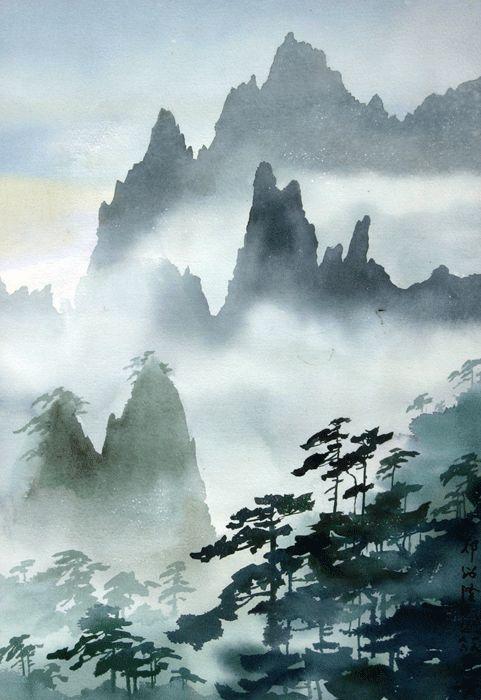 WONG SHUI LOONG Mount Huangshan