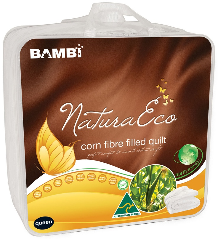 Ingeo 300gm Duvet Inner by Bambi from Harvey Norman New Zealand