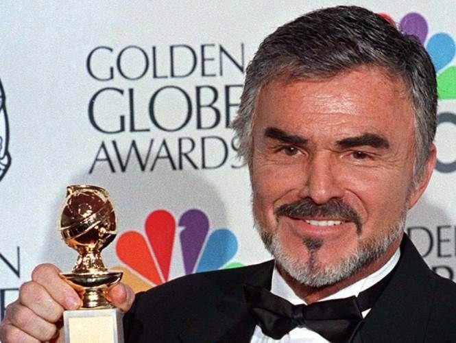 EU: Burt Reynolds remata Globo de Oro por estar en bancarrota