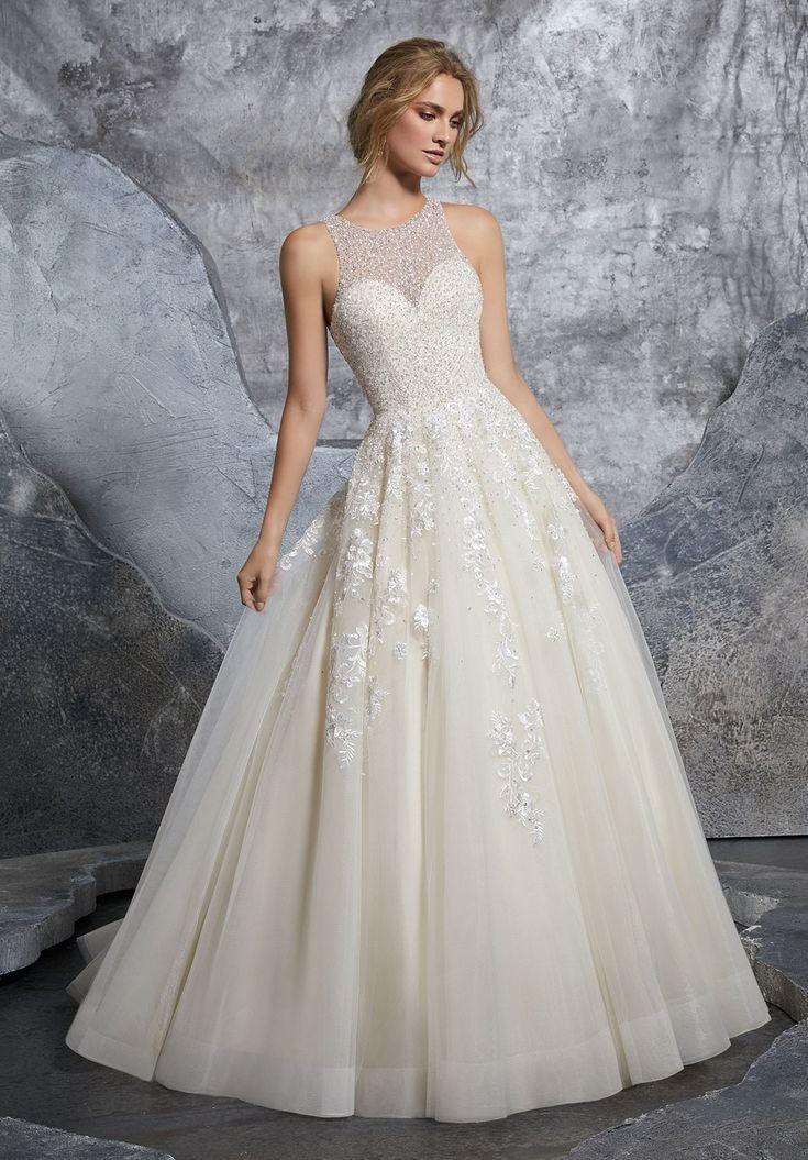 438 best mori lee wedding dresses images on pinterest estilos de mori lee 8215 kiara cutout back a line wedding dress junglespirit Image collections