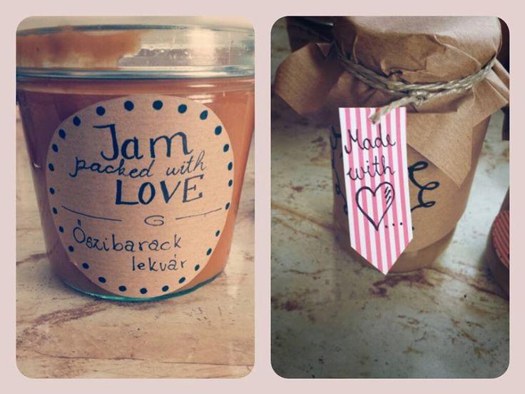 Jam Jar, Homemade <3