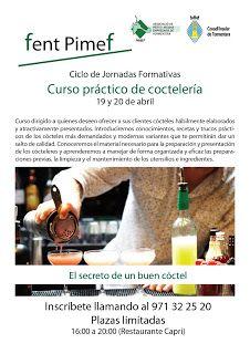 Cocktails in Ibiza: Ibizabartenders desde 2004. Alta Coctelería.: Curso de Coctelería en Formentera. Abril 2016 by I...