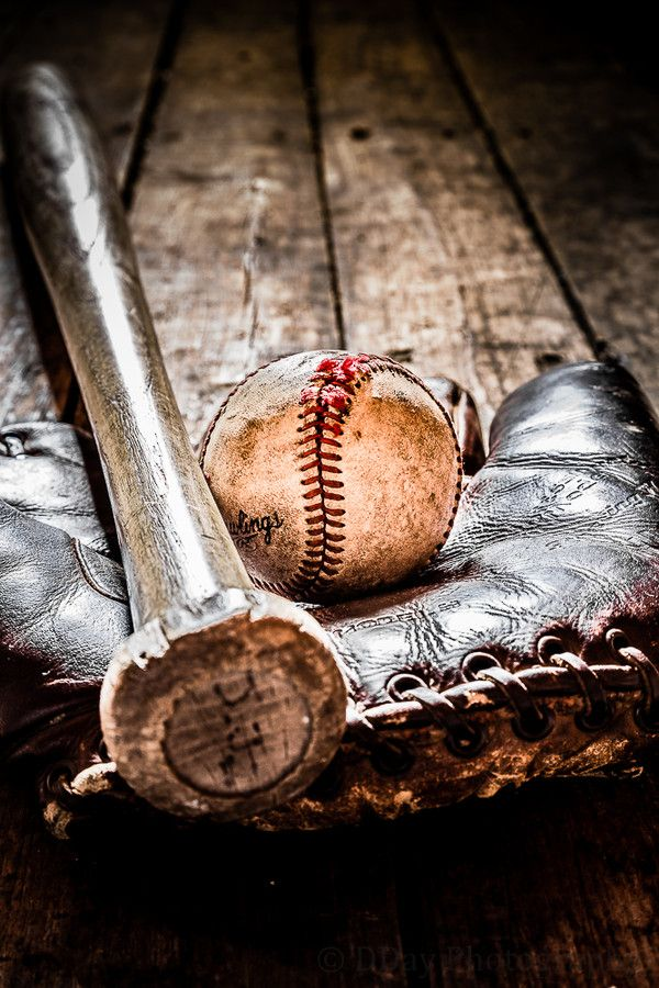 Are you ready for Opening Day?! Baseball 4 by Doug Day #MLB_2014 #baseball