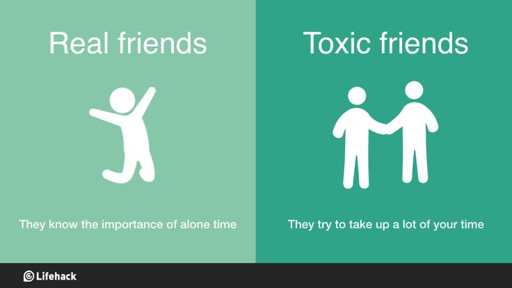 9 Ways To Differentiate Real Friends And Toxic Friends