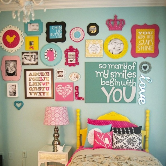 Girls Pictures Cute Room