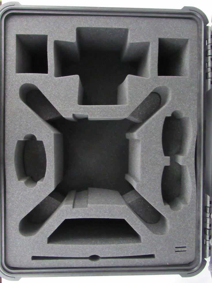 Pelican Case 1560 Foam Insert for Phantom 4 Drone