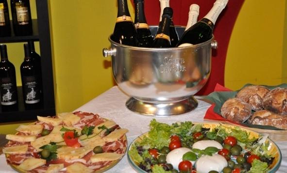 Spizzico Italian Catering - Wij verzorgen catering op locatie voor zowel bedrijven als particulieren.