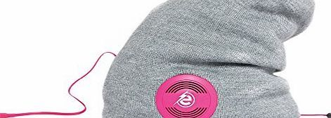 Earebel powered by AKG Earebel Light Grey Lifestyle Slim Beanie Hat with Built-In Pink AKG Headphones, Bear Wood Slim light grey beanie hat made with 50% merino wool and 50% acrylic. These fine knitwear lifestyle beanies are the must-have accessory for streetwear fans and urban tr (Barcode EAN = 4260294788862) http://www.comparestoreprices.co.uk/december-2016-week-1-b/earebel-powered-by-akg-earebel-light-grey-lifestyle-slim-beanie-hat-with-built-in-pink-akg-headphones-bear-wood.asp