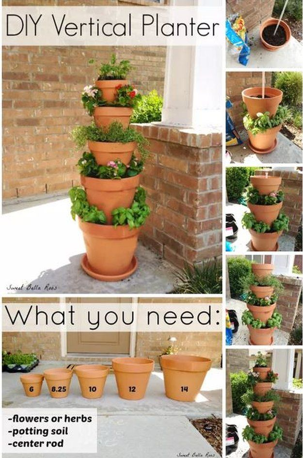 Check out 27 Tower Garden Ideas For Your Homestead at http://pioneersettler.com/vertical-tower-garden-for-homesteading/