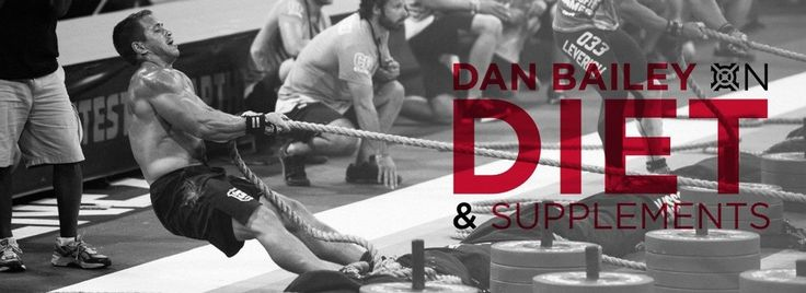 Dan Bailey - CrossFit and Progenex Athlete – Progenex