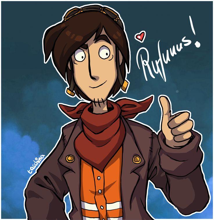 Deponia | Rufus :3                                                       …