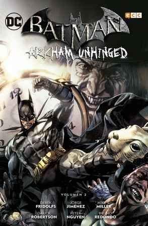 ¡Adentraos en los más bajos y convulsos rincones de Arkham City! Ya habéis jugado al videojuego Batman: Arkham City, un éxito de ventas... ¡ahora seguid aventurándoos en las mugrientas calles de Gotham! Hugo Strange ha tomado el control del Asilo Arkham. Ahora, la ciudad de Gotham se ha convertido en una gigantesca prisión gobernada por criminales. Catwoman, Dos Caras, el Pingüino,