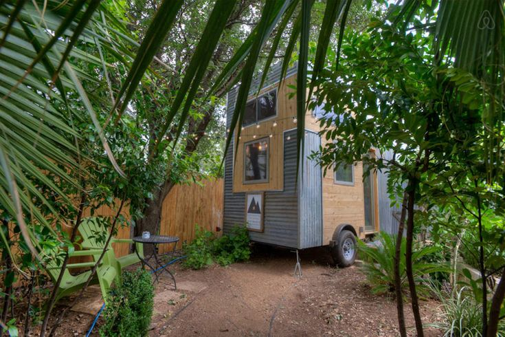 Tiny House Tours, Private Homes, and Etiquette -- Tiny House Listings by Laura LaVoie