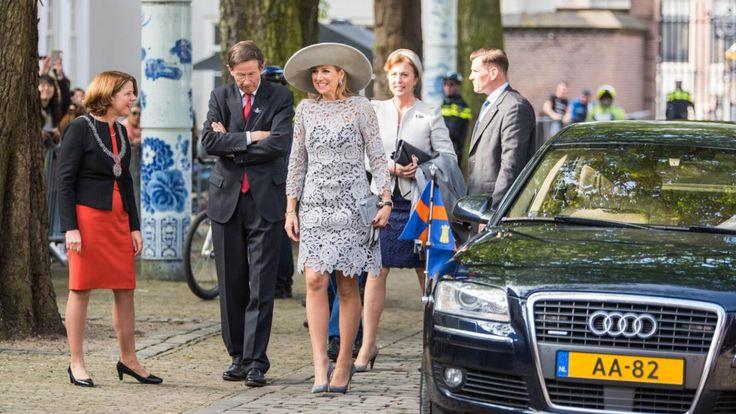 Koningin Máxima opent tentoonstelling Chinees porselein | ModekoninginMaxima.nl