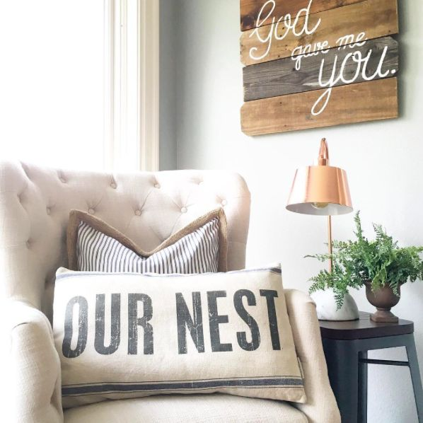 Our Nest Pillow