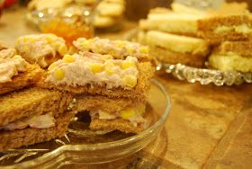 Picture Britain: My Tuna and Sweetcorn Sandwich