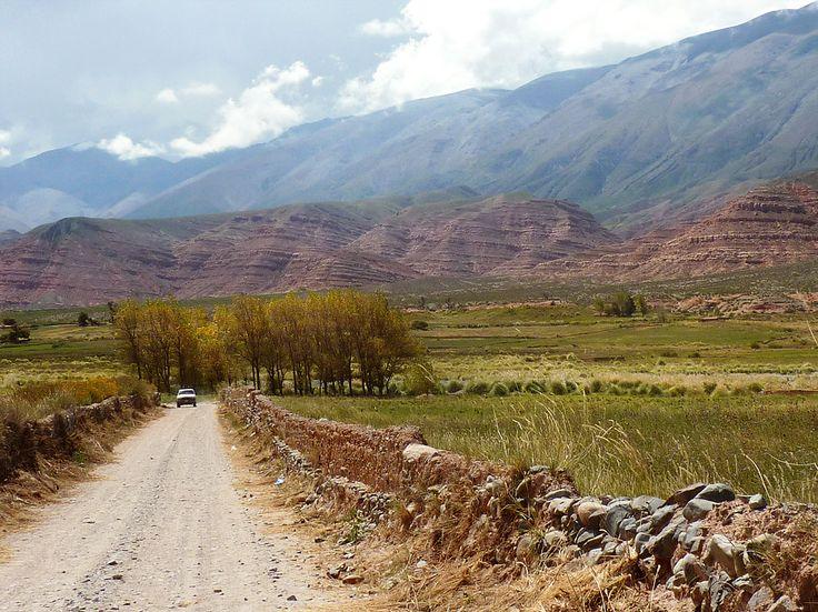 La Poma. Ruta 40 - km 4555. Salta, Argentina. © Gonzalo Kenny
