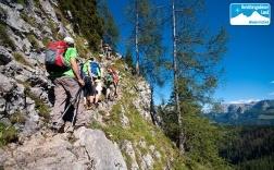 Das Berchtesgadener Land lädt vom 31. August bis 2. September zum 2. Berchtesgadener Land Wander-Festival, mit zwei 24 Stunden - Wanderungen und sechs Entdeckertouren durch das Berchtesgadener Land zwischen Rupertiwinkel, Bad Reichenhall und Watzmann ein. Neben den 24 Stunden Wanderungen wird die Tour Erlebnis Salz angeboten, die Sie nur beim Wander-Festival erleben können: durch die alten Salzstollen des Salzberges führt diese Wanderung zum Teil unter Tage!