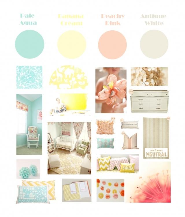 17 Best Ideas About Aqua Nursery On Pinterest Girl