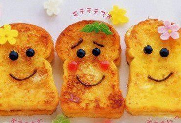 cute french toast