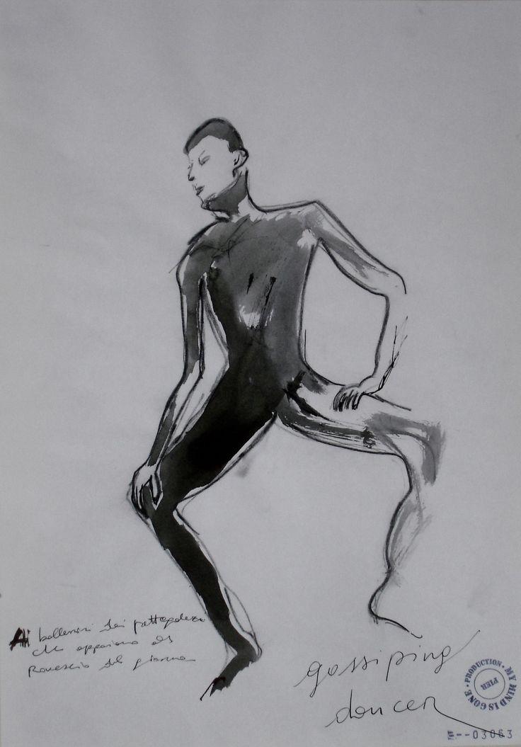 2003 gossiping dancer