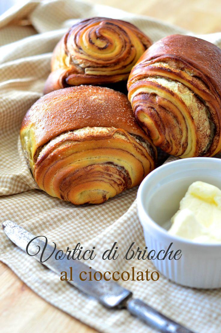vortici di brioche al cioccolato http://lapanciadellupo.blogspot.it/2014/05/vortici-di-brioche-al-cioccolato.html