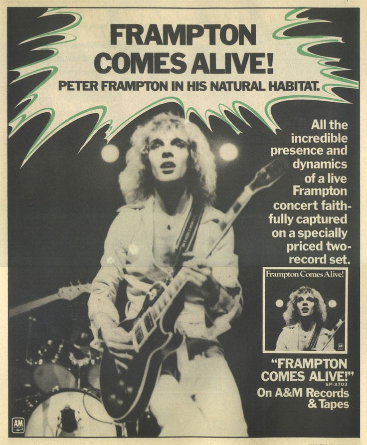 please read my new post: Frampton Comes Alive, food, and divorce.