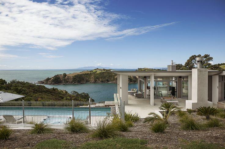 Marino Ridge, Waiheke Island - New Zealand.